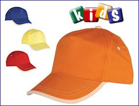 Gorras para Niños - Gorras personalizadas promocionales - Regalos de ... b488bce7365